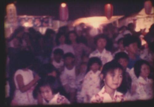 昭和52年 毘沙門天祭り 宮城県仙台市若林区