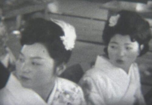 昭和38年 成人式の様子(根白石) 宮城県仙台市泉区