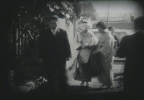 昭和40年 結婚式(「田中屋」うなぎ屋さん) 宮城県石巻市広渕地区