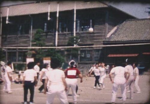昭和40年代後半 家庭婦人バレーボール 宮城県仙台市宮城野区