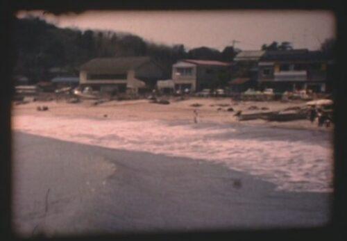 昭和40年代後半 月浜海水浴場 宮城県東松島市宮戸島