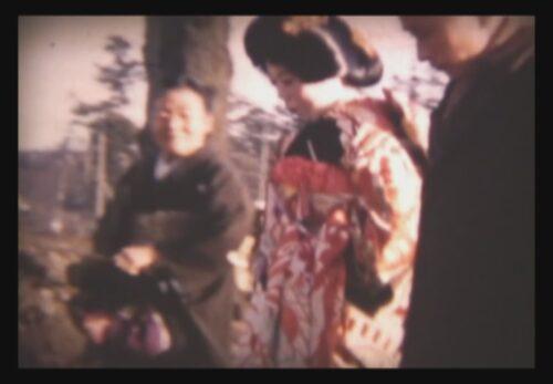 昭和32年 結婚式の様子 宮城県仙台市