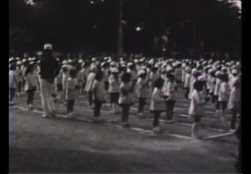 昭和47年10月 宮城県仙台市太白区 西多賀幼稚園運動会