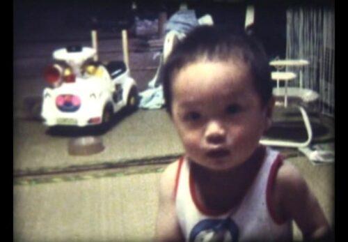 昭和40年代 子どもの記録(1歳5ケ月~2歳)音あり 宮城県石巻市